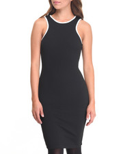 Women - Abra Dress w/ White Detail