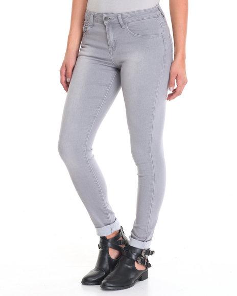 Fashion Lab - Women Grey Skinny Jean