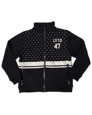 Light Jackets - GRIND TRACK JACKET (8-20)