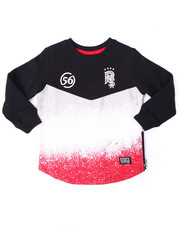 Sizes 2T-4T - Toddler - SPRAY NATION CREW SWEATSHIRT (2T-4T)