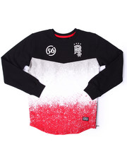 Boys - SPRAY NATION CREW SWEATSHIRT (8-20)