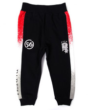 Sweatpants - SPRAY NATION FLEECE JOGGERS (4-7)