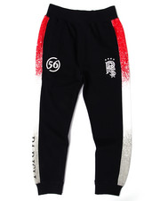 Bottoms - SPRAY NATION FLEECE JOGGERS (8-20)