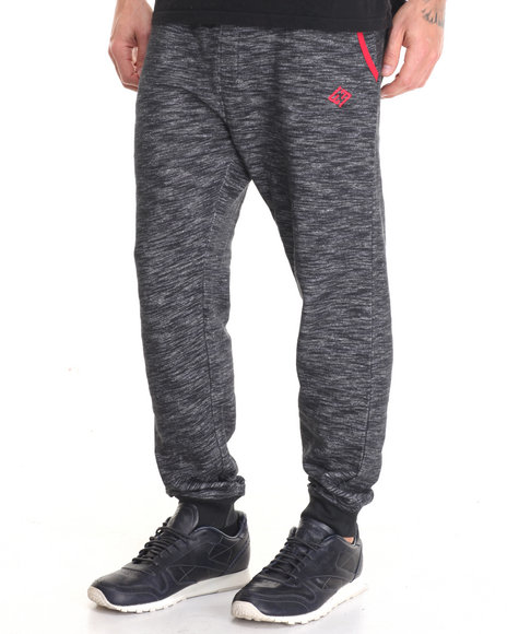 Enyce - Men Black Aragorn Joggers - $19.99