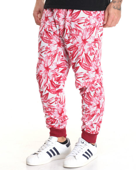 Enyce - Men Red Tom Hanson Jogger - $19.99