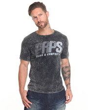 "Shirts - PRPS ""Balance"" Logo Tee"