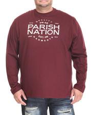 Parish - Graphic L/S T-Shirt (B&T)