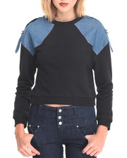 Women - Pullover w/ Color