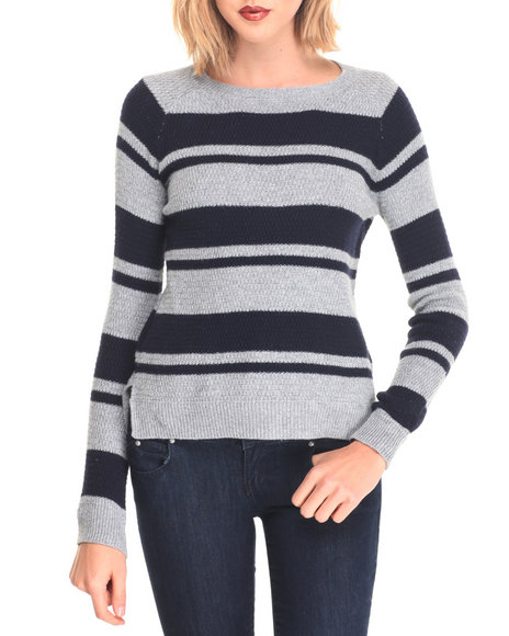 Grey,Navy Sweaters