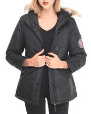 """Heavy Coats - Nylon 29"""" Canada Parka"""