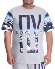 Men - Cloud T-Shirt (B&T)