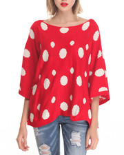 Sweaters - Polka Dot Sweater