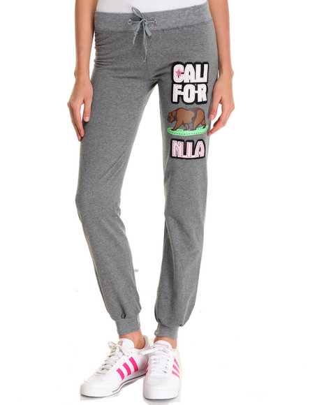 Fashion Lab - Women Grey Jogger - $6.99