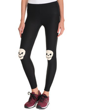 Bottoms - Skull Smile Legging