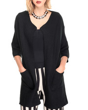Women - Oversized Cardigan