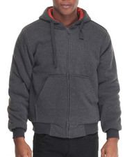 Buyers Picks - Quilt - Lined Fleece Hoodie