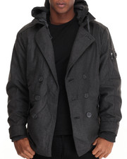 Buyers Picks - U S S Intrepid Wool Peacoat
