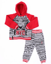Boys - TIGER HOODY & JOGGER SET (2T-4T)