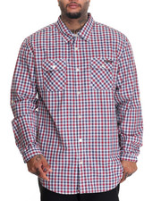 Enyce - Mr Pickles L/S Button-Down (B&T)