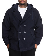 Outerwear - U S S Intrepid Wool Peacoat (B&T)
