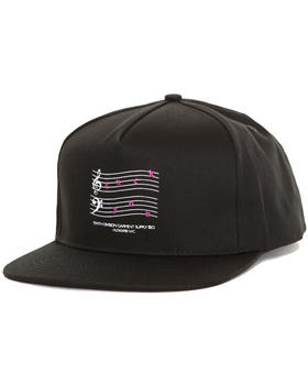 Accessories - SING A SONG SNAPBACK