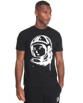Billionaire Boys Club - Helmet Spray S/S Tee