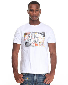 Billionaire Boys Club - The Wall S/S Tee