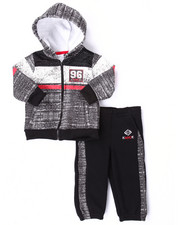 Sets - KNIT PRINT HOODY & JOGGER SET (INFANT)