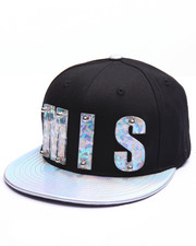Men - Mis Hologram Snapback