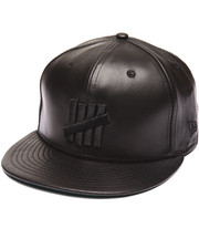 Men - UNDFTD 5 Strike Leather New Era Fitted Cap