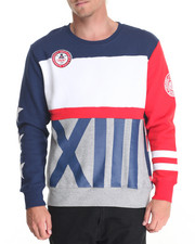 Men - Olympic Crewneck Sweatshirt