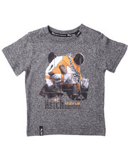 T-Shirts - BLOCK TEE (2T-4T)