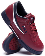 Men - Original Fitness Sneaker  -Red