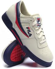 Fila - Original Fitness Sneaker - Taupe Prep