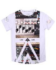 Tops - LIFTED BEATS TEE (8-20)