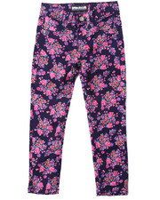 Sizes 4-6x - Kids - Floral Print Skinny Jean (4-6x)