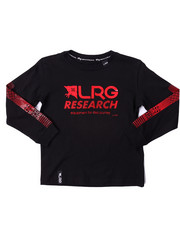 LRG - JOURNEY L/S TEE (4-7)