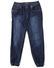 Bottoms - VISION DENIM JOGGER (8-20)