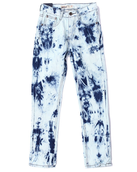 Arcade Styles - Boys Light Wash Ice Wash Jeans (8-20)