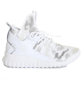 Sneakers - TUBULAR X - Hi Top- White Camo