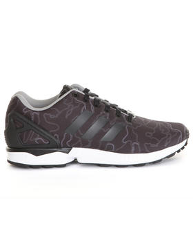 Shoes - ZX FLUX- Black Camo - Trainer