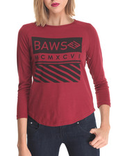 Women - Long Sleeve Boss 1996 Tee
