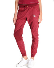 Women - Star Print Slim Jogger