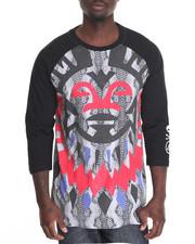 Shirts - 3 QT Sleeve Raglan