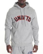Men - UNDFTD Chenille Pullover Hoodie