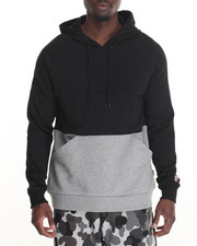 Men - Out Runner Pullover Hoodie