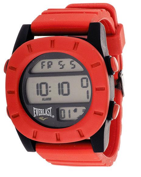 Everlast Men Soft Touch Everlast Watch Red 1SZ