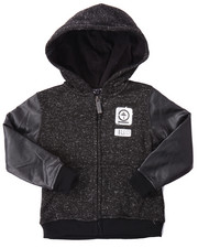 LRG - ROOTS FOUNDATION HOODY (2T-4T)