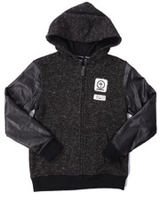 LRG - ROOTS FOUNDATION HOODY (8-20)