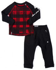 LRG - 2 PC GENERATION RAGLAN SET (2T-4T)